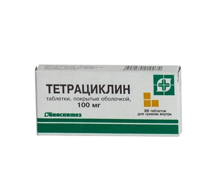 Тетрациклины. Эффективны ли эти антибиотики?