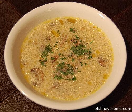 Как сделать картошку супом