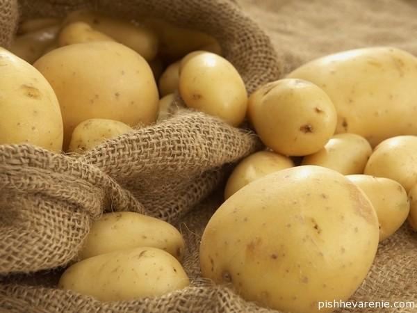 Калорийность картофельного пюре и польза картофеля