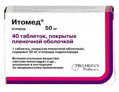 Препарат Итомед: двойное действие, гармоничный эффект