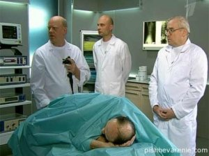 Колоноскопия как метод диагностки