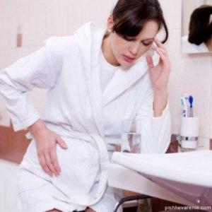 Понос на поздних сроках беременности может вызвать преждевременные роды