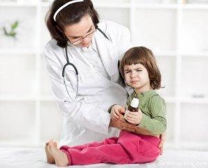 Гастродуоденит у детей проявляется такими же симптомами как и у взрослых