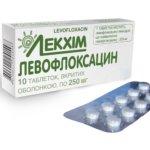 Противомикробный антибиотик Левофлоксацин: инструкция по применению