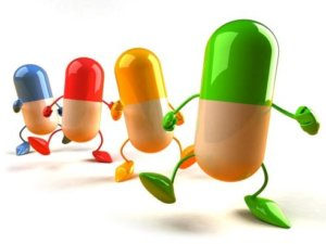 Растительные антибиотики имеют побочных действий гораздо меньше