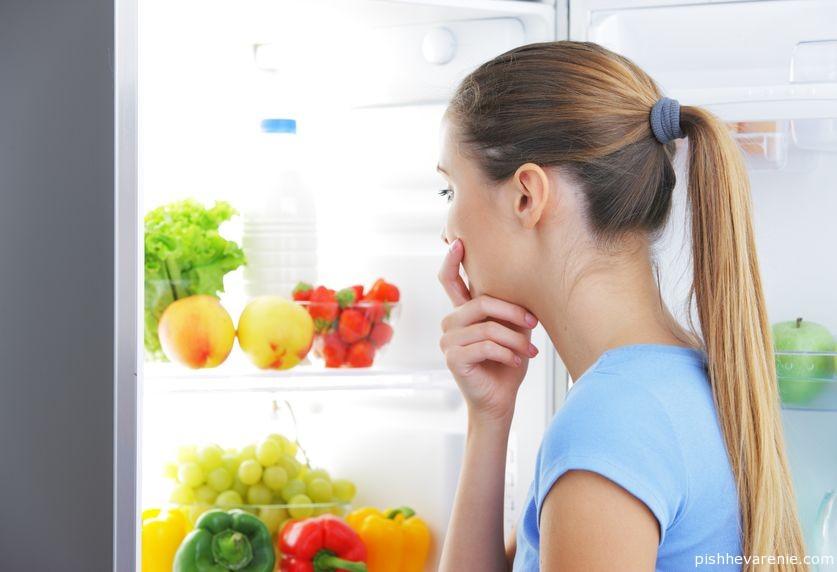 Диета и правильное питание при повышенной кислотности