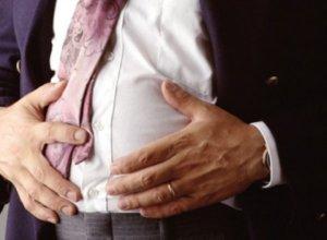 От газов в кишечнике живот может увеличиваться в полтора раза