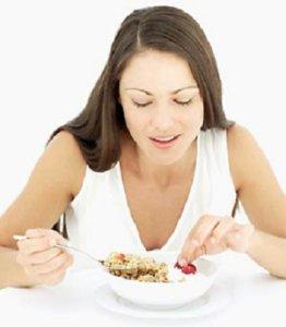 Правильное питание - профилактика повышенной кислотности желудка