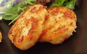 Рыбные котлеты - и сытно, и вкусно