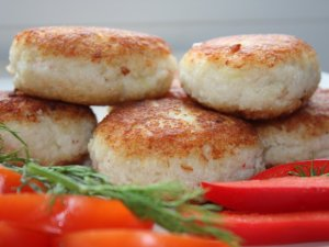 Котлеты из минтая - полезное блюдо