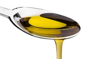 Растительное масло как слабительное средство