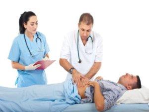 Обследование больного