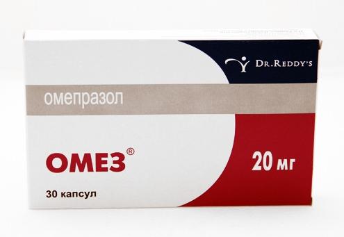 Омез: показания к применению, назначения препарата при заболеваниях ЖКТ