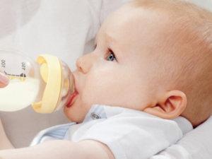 Неправильно подобранная смесь может вызвать дисбактериоз