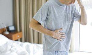 Болезненность - один из симптомов заболеваний селезенки