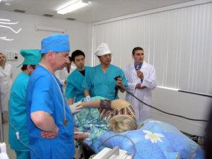 Ирригоскопия - проведение процедуры