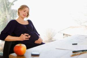 Беременность может стать причиной плохой работы кишечника