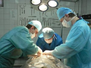 Хирургическая операция - метод лечения карциномы желудка