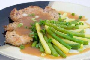 Блюда, приготовленные на пару - отличная помощь пищеварению