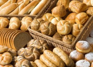 Все хлебобулочные изделия содержат глютен