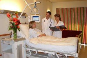 Лечение в стационаре просто необходимо