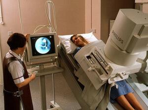 С помощью рентгеноскопии можно узнать размер желудка.