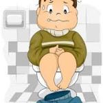 Туалетные страданья или лекарство от запора