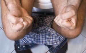Хронический запор  - причина интоксикации организма