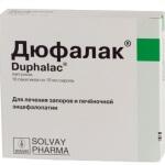 Дюфалак: способ применения и особенности препарата