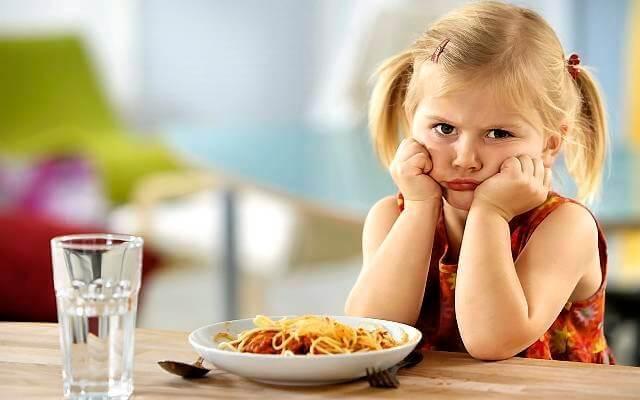 Почему у ребенка нет аппетита 4 года
