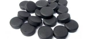 активированный уголь при диарее