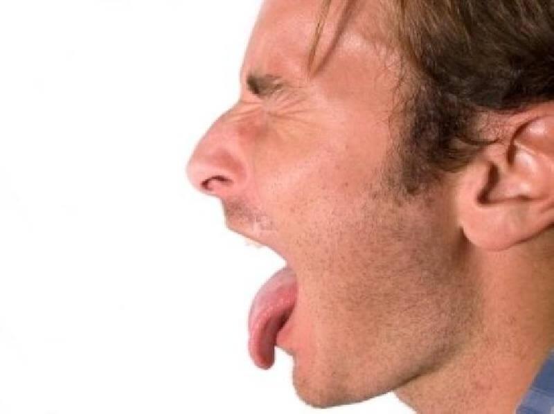 Горечь во рту после курения