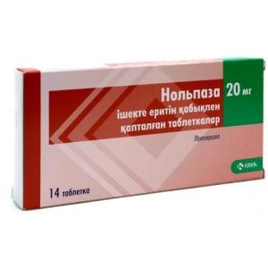 Нольпаза: препарат на страже вашего желудка