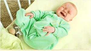 Насколько опасным является понос у ребенка, возрастом 3 месяца?