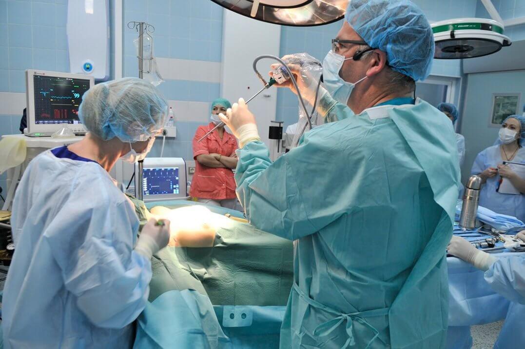 Как сделать операцию парапроктит 643