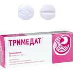 Препарат Тримедат: инструкция, лекарственные свойства, показания и противопоказания