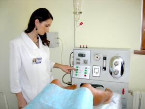 Колоногидротерапия