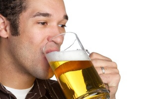 Употрибление пива