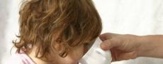 Чем кормить ребенка после рвоты? Диета и режим питания