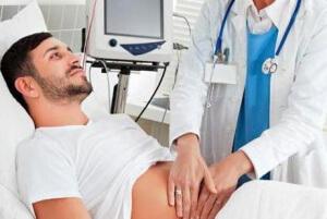 Патологии органов брюшной полости
