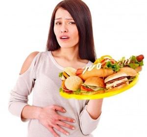 пищевое отравления
