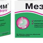 Препарат Мезим форте – состав для оптимального пищеварения