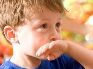 Нужно ли паниковать: у ребенка 3 лет отрыжка