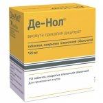 Де Нол: считается ли антибиотиком этот препарат?