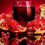 Сок граната: польза и вред при разных заболеваниях пищеварительной системы