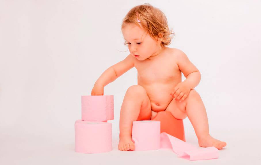 Почему возникает недержание кала у ребенка и как бороться с этой проблемой?