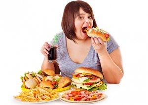 неправильное питания