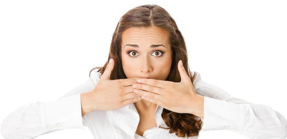 Запах изо рта из-за желудка: лечение и профилактика заболеваний