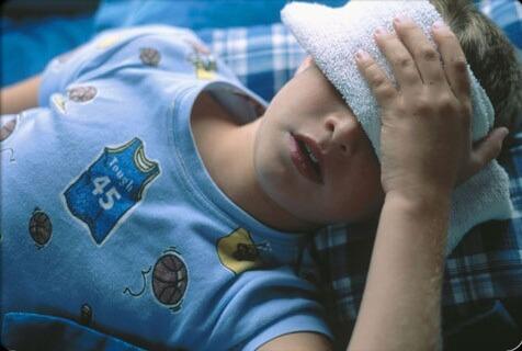 Признаки пищевого отравления у детей и возможные причины