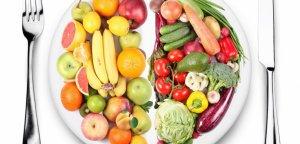 Вегетарианские питание